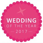 Featured on Wedding of the Year 2017