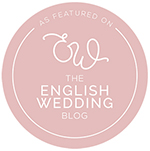 ENGLISH WEDDING BLOG FEATURED SUPPLIER