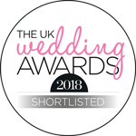 Shortlisted for the UK Wedding Awards